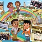 ベトナムフィリピン学生写真1